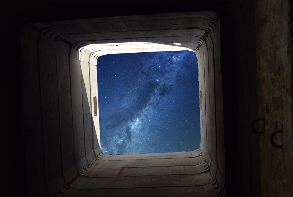 Можно ли увидеть звёзды днём?