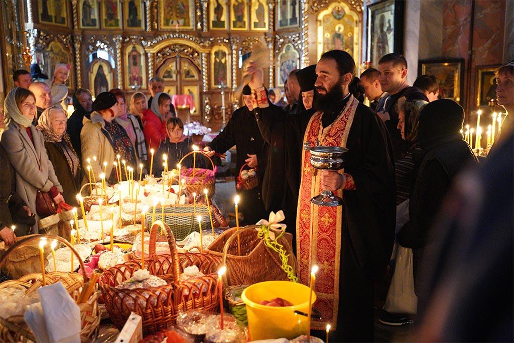 История праздника Пасхи