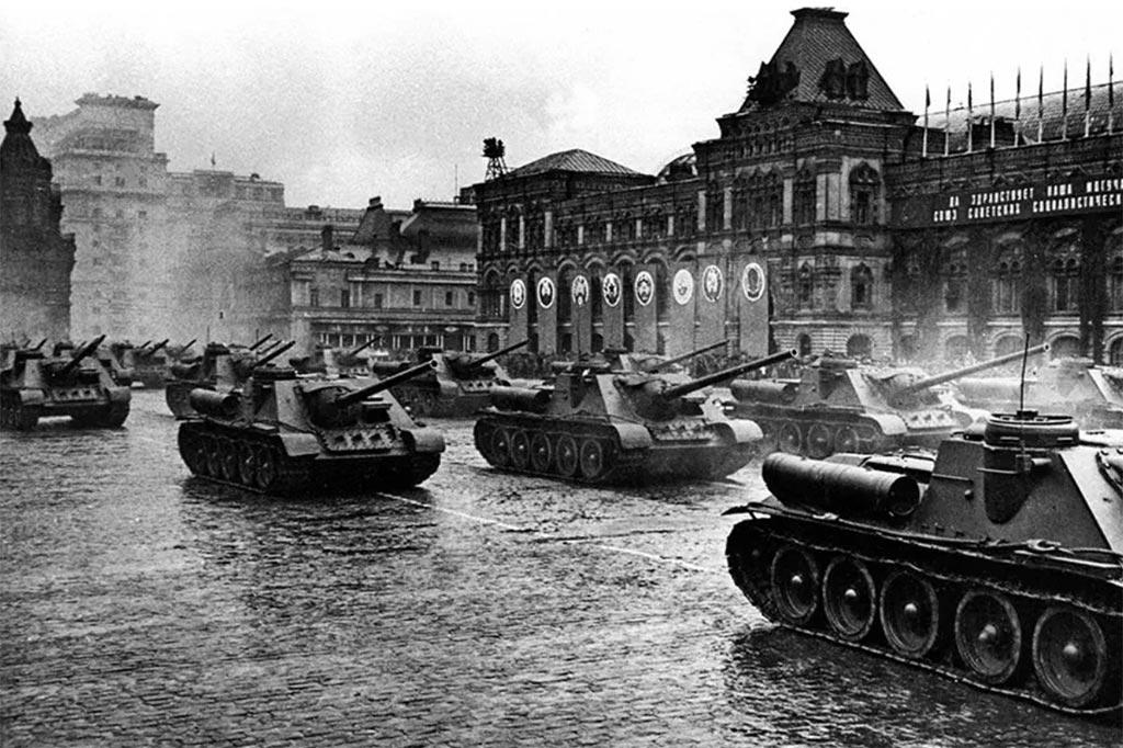 Неизвестные подробности Парада Победы, 24 июня 1945 года