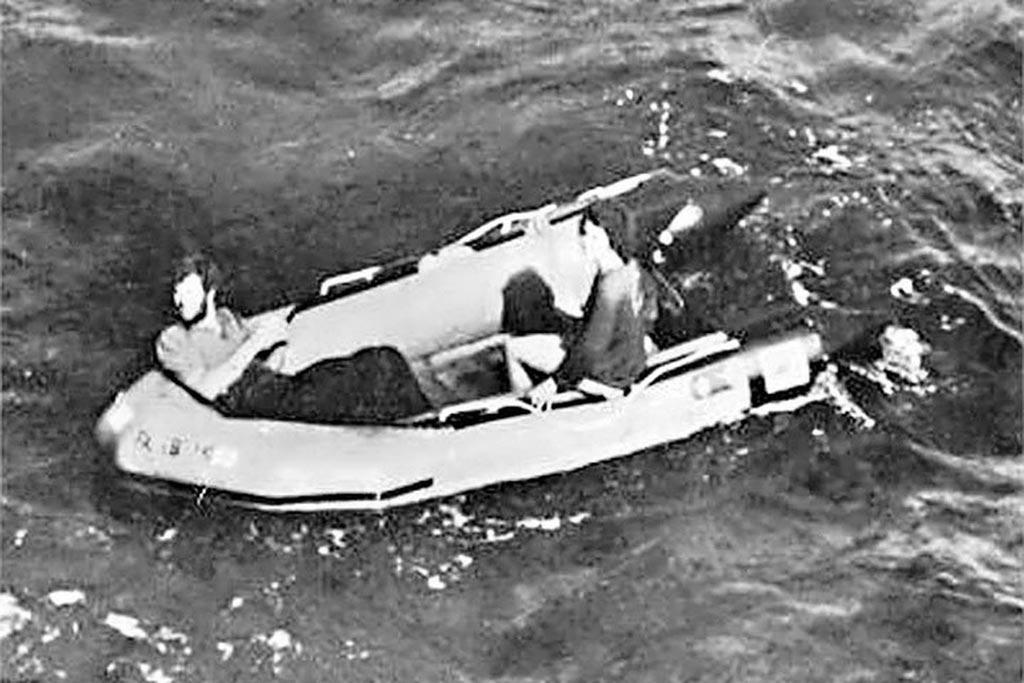 Выжившие на море