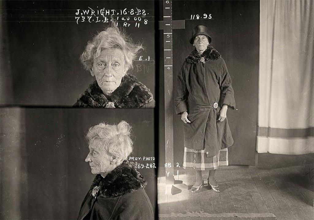 Преступницы начала XX века