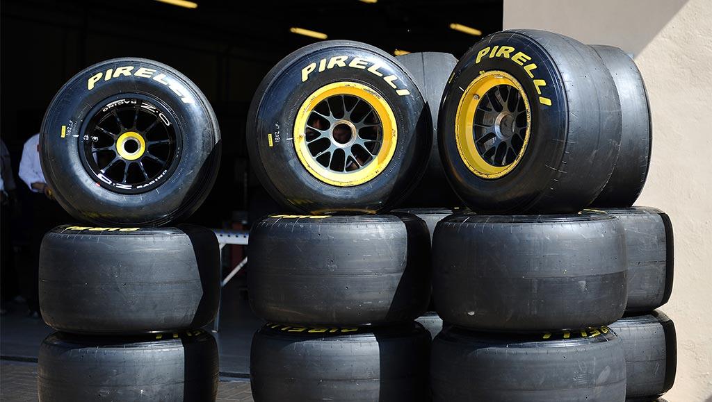 Технические характеристики болида Формулы-1