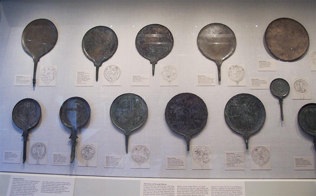 История зеркала