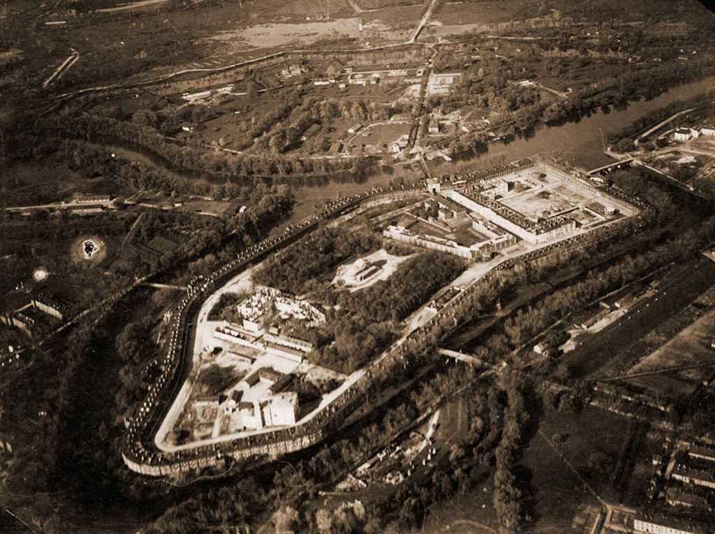 Оборона Брестской крепости в 1941 году