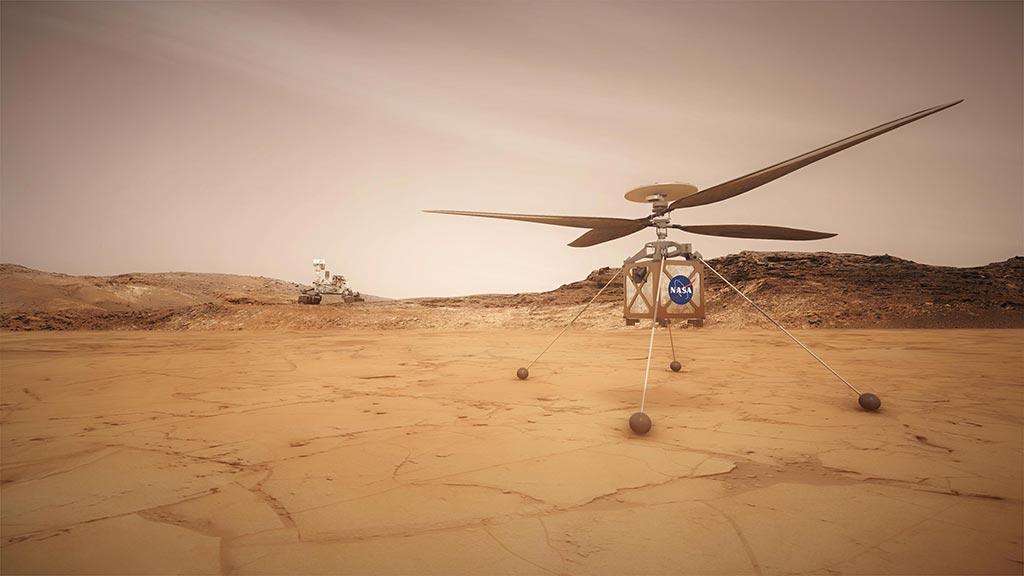 Создавать ли «облако» на Марсе?