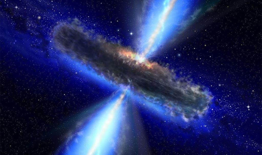 Странные космические объекты