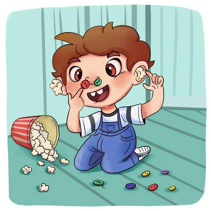 Значение странных детских поступков