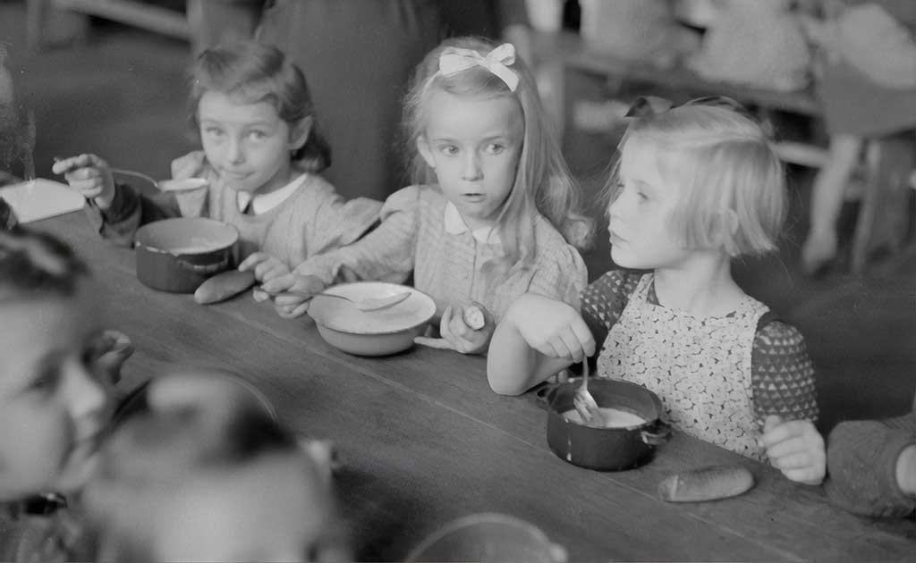 Почему дети настолько привередливы в еде?