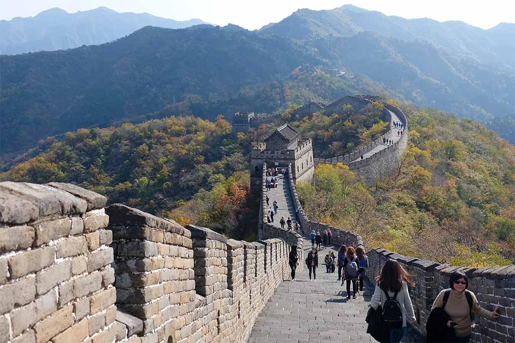 Великая Китайская стена: история самого крупного оборонного сооружения планеты